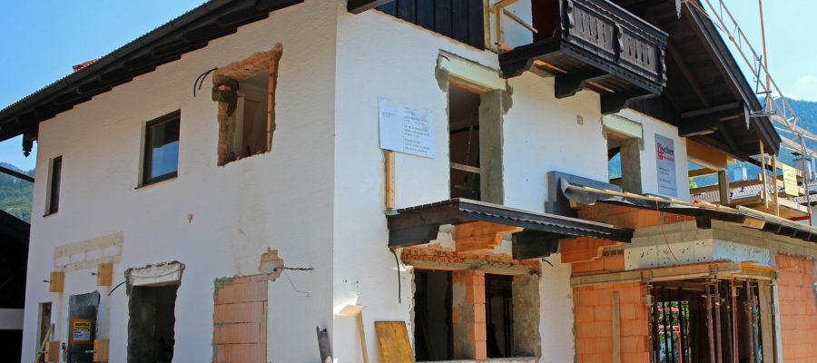 Ausbau Dach